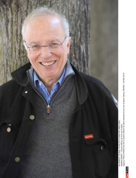 Thierry Roland décédé le 16 juin 2012.