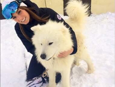 Twitter : Laury Thilleman à la neige, M. Pokora en Minion, et Shy'm au réveil