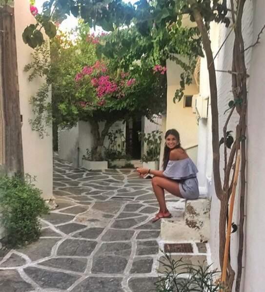 Linda Morselli est une mannequin itaienne de 29 ans