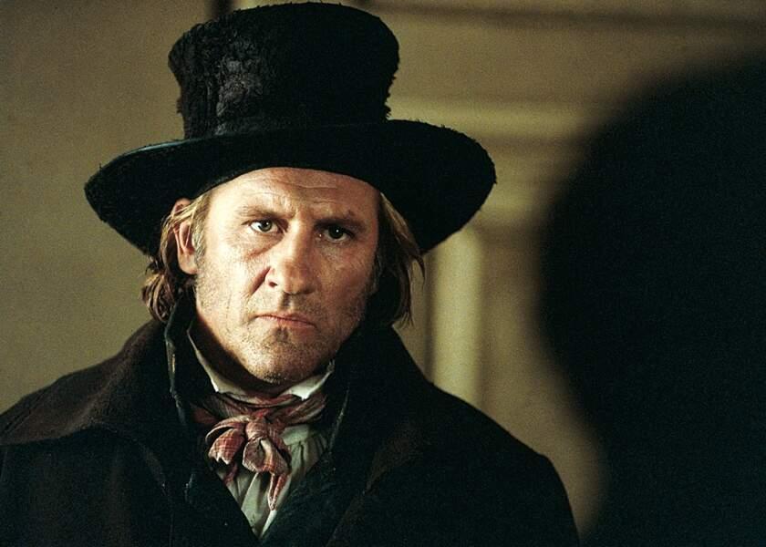 En 1994, Gérard Depardieu endosse le costume du Colonel Chabert