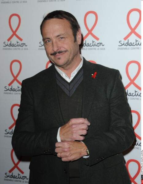 Vincent Ferniot lors de la soirée de lancement du Sidaction 2016