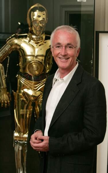 Anthony Daniels, Star Wars forever !