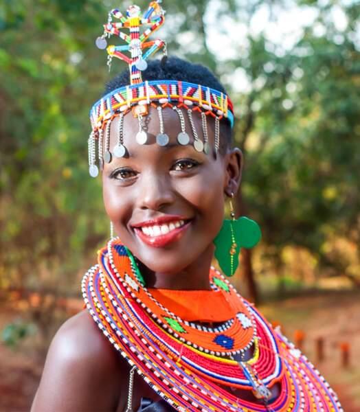 Magline Jeruto pour le Kenya