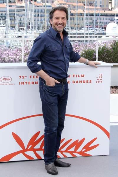 L'acteur Edouard Baer, maître de cérémonie des soirées d'ouverture et de clôture du Festival