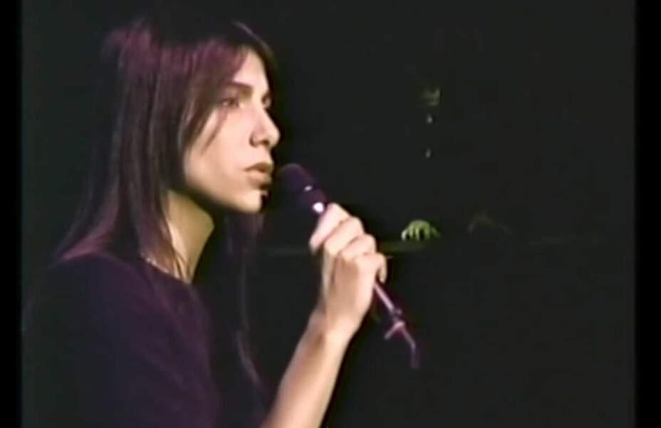 Stephend (Victoire de la révélation variétés féminine en 1996)