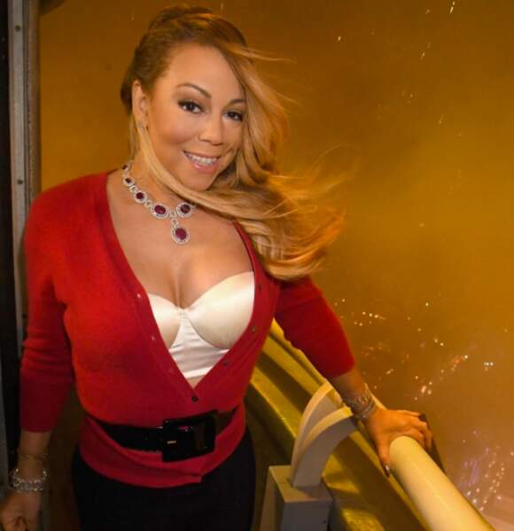 Sur Instagram, Mariah Carey poste de très nombreuses photos d'elle-même, dévoilant tout ou presque