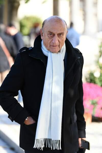 L'ancien journaliste Pierre Bonte