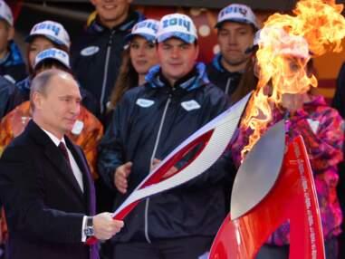 Vladimir fait ses Jeux Olympiques à Sochi