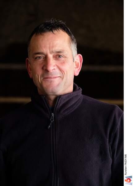 Jacques, 48 ans, éleveur de vaches laitières en Auvergne-Rhône-Alpes