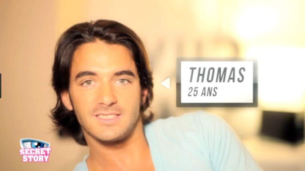 Thomas Vergara a fait Secret Story 6
