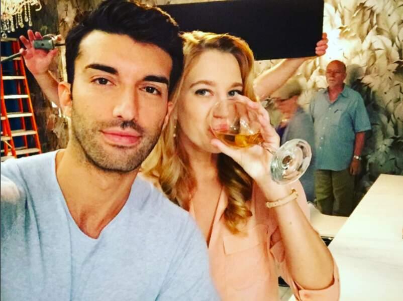 Sinon vraie question : Rafael plutôt avec Petra ?