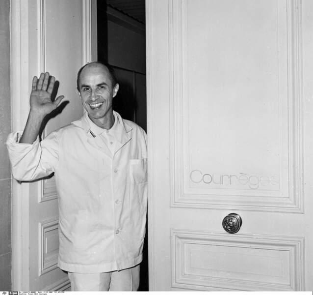 Le couturier André Courrèges est décédé le 7 janvier 2016. Il avait 92 ans