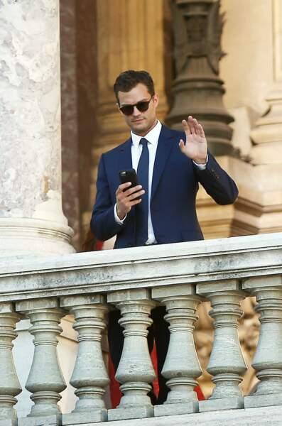 Ah pardon, tu préférais textoter sur ton smartphone