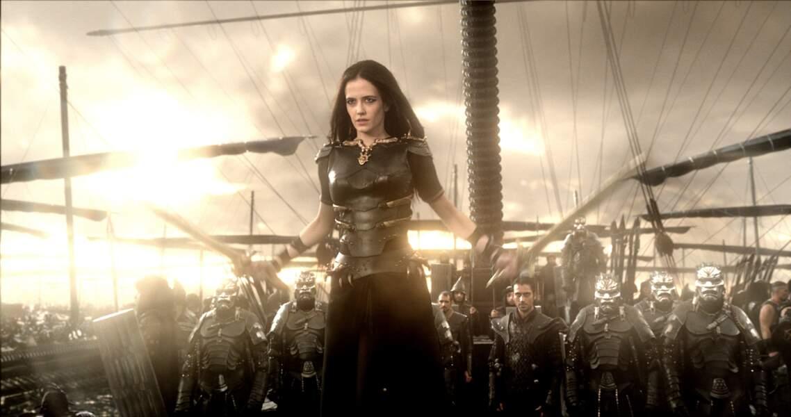 300 : la naissance d'un empire, avec Eva Green sortira le 24 juillet