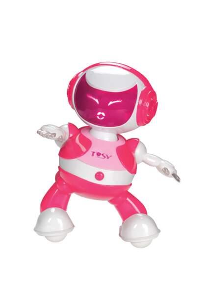 Vos enfants vont s'éclater avec le Robot Jouet Logicom Discorobo