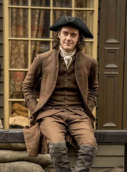 Fergus est comme un fils pour Claire et Jamie