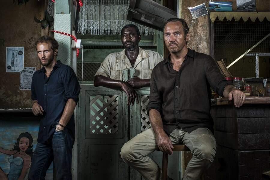 La série française Guyane. A voir bientôt sur Canal+.