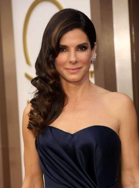 """Sandra Bullock : Après """"La Proposition"""" en 2009, l'actrice est redevenue une valeur sûre d'Hollywood."""