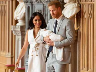 Meghan Markle et le prince Harry parents : les premières images de leur royal baby