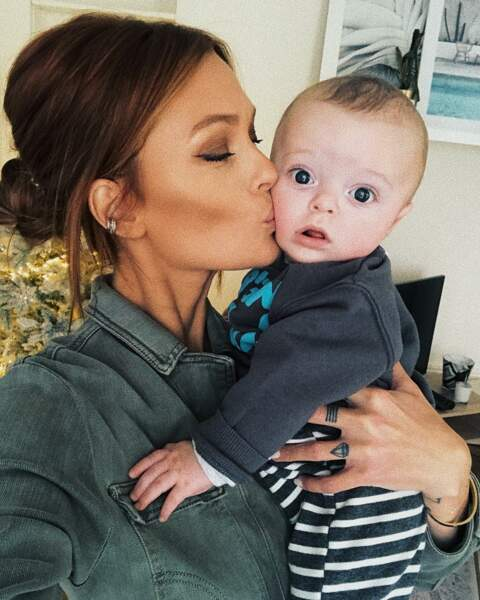 sont parents pour la première fois d'un adorable Marlon qui a déjà fêté ses 6 mois !