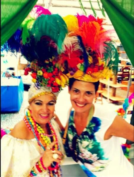 Et qui dit Brésil, dit Samba et Carnaval !