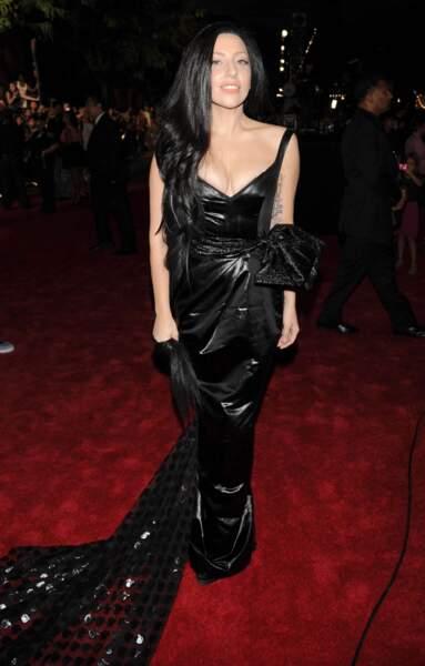 Lady Gaga nous a habitué à plus d'excentricité...