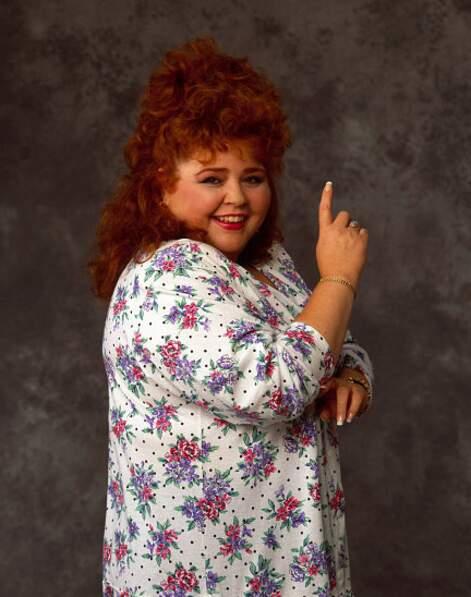Patrika Darbo jouait Penny.