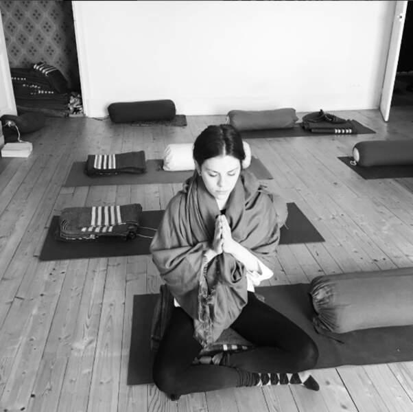 Une petite retraite Yoga, ça peut pas faire de mal