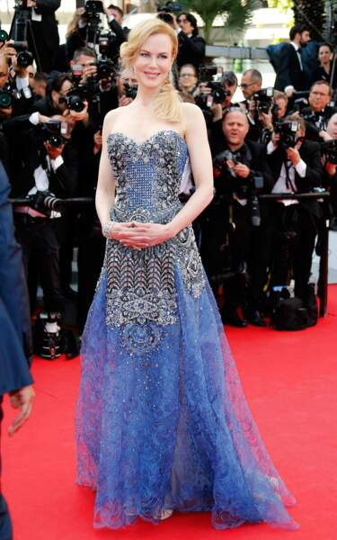 Nicole Kidman, la star de ce premier jour de Festival !