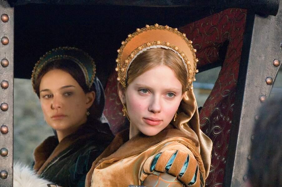 Une brune (Natalie Portman), une blonde (Scarlett), un Roi... Combien de possibilités ?
