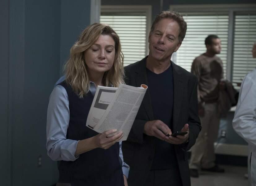 Le Dr Tom Koracick taquinerait-il Meredith ? Va-t-il essayer de la séduire ?