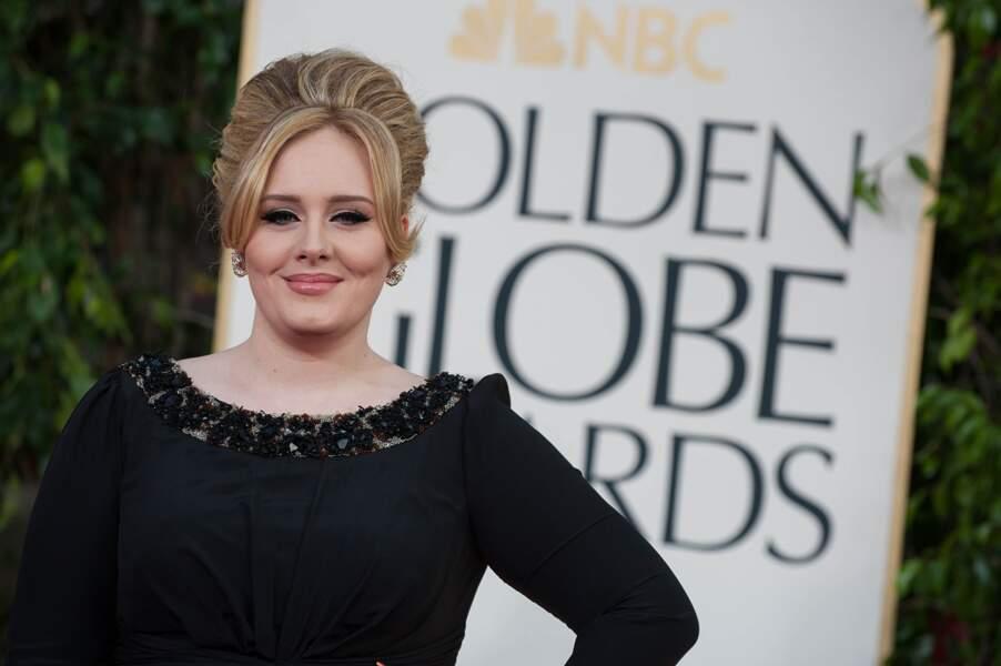 15. Adele  (chanteuse)