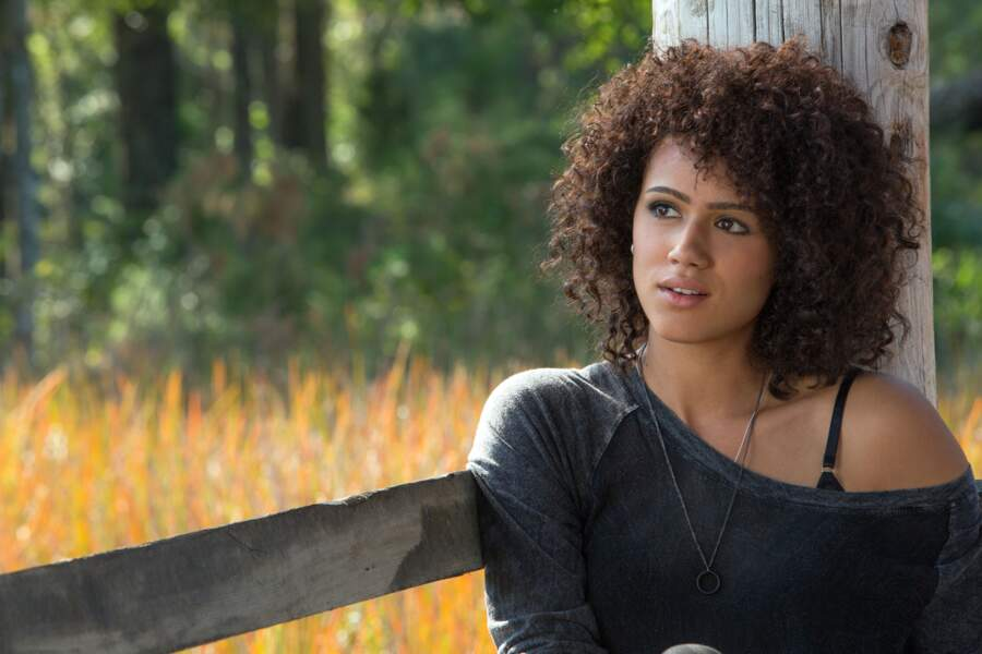 L'actrice est aussi Megan Ramsey dans Fast & Furious 7 et 8, et a joué dans Le Labyrinthe, la Terre Brûlée
