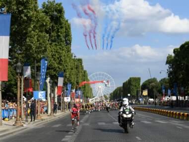 Cristopher Froome en papa poule, Teddy Riner soutient Romain Bardet... L'insolite du Tour de France