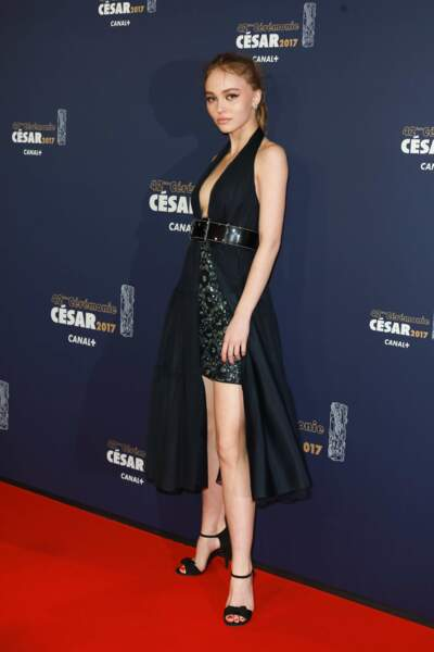La fille de Johnny Depp et Vanessa Paradis était nommée dans la catégorie meilleur espoir féminin