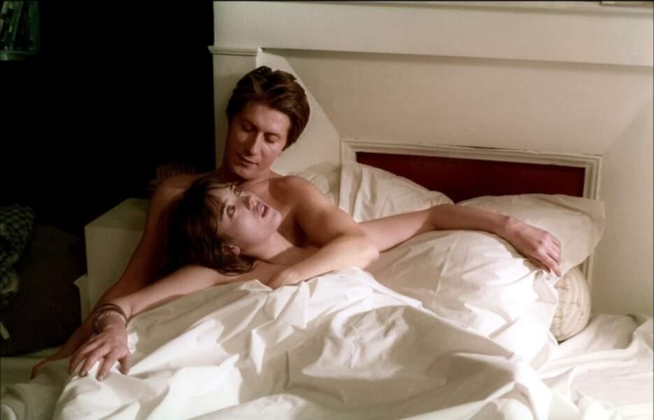 L'actrice a également joué aux côtés de Jacques Dutronc dans Violette et François (1977).
