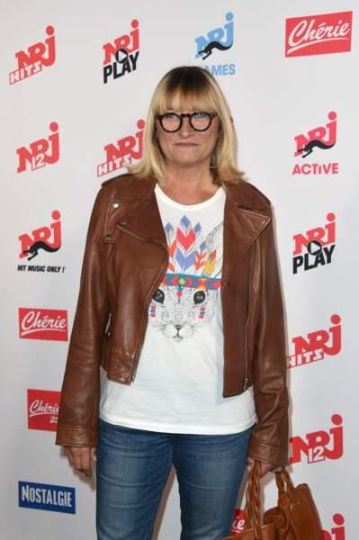 Christine Bravo a été enseignante avant de devenir animatrice télé