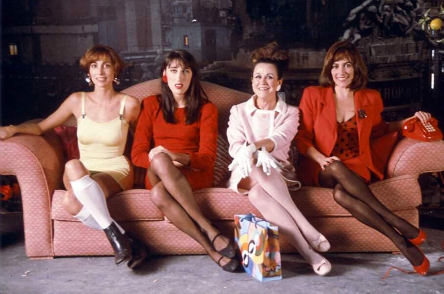 Femmes au bord de la crise de nerfs en 1989 reçoit de nombreux prix. Almodovar entre enfin dans la cour des grands!