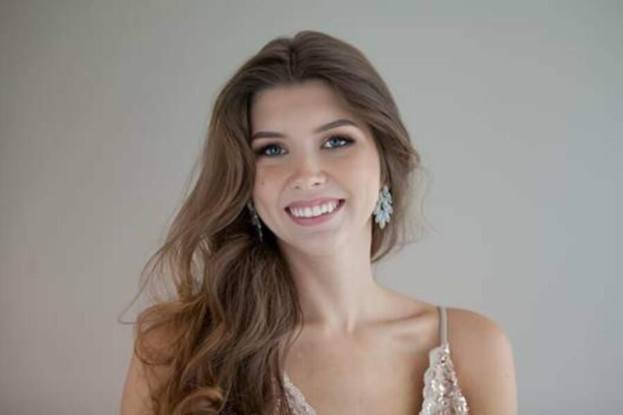 Miss Norvège : Madelen Michelsen