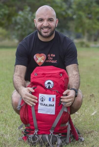 Salim : 33 ans, technicien en chimie