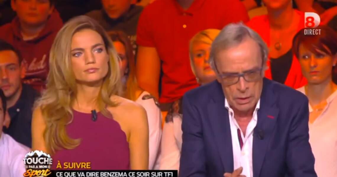 Francesca Antonietti aime les robes rouges : preuve numéro 1...