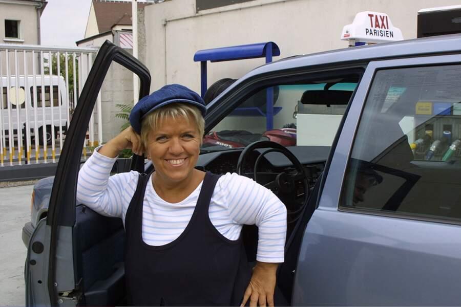 """Sur son CV, Joséphine peut aussi ajouter """"chauffeur de taxi"""""""