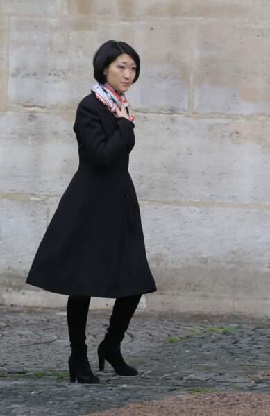 La ministre Fleur Pellerin