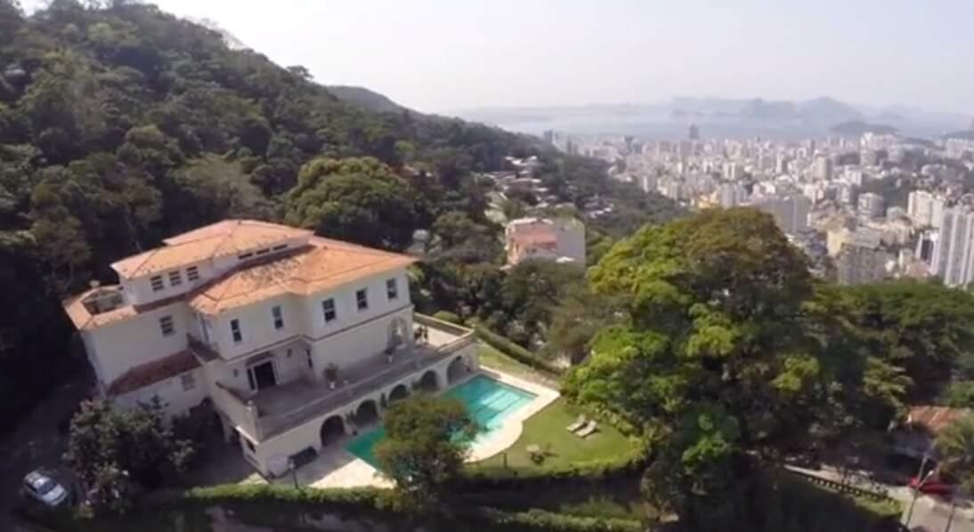Voici la villa des Anges 7, dont le tournage a débuté à Rio !