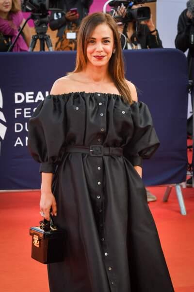 Alice Belaïdi était membre du jury Révélations lors du Festival