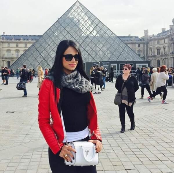 Tour Eiffel, musée du Louvre...