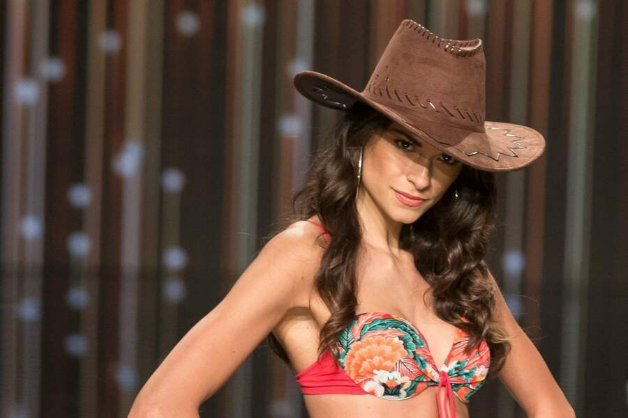 Linda Morselli la joue cowgirl