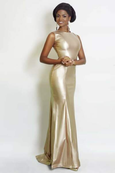 Miss Aruba : Nurianne Arias