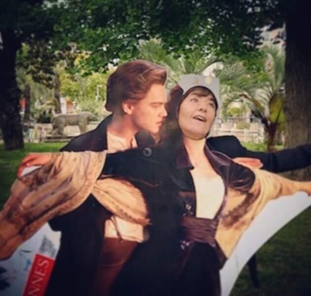 Un remake de Titanic avec Romane Bohringer dans le rôle de Rose ? On a hâte !