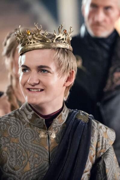 Le jeune Jack Gleeson a beaucoup impressionné dans la peau du roi tyrannique, Joffrey Lannister